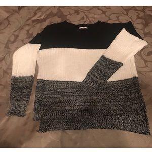 Plus Size Tunic Sweater